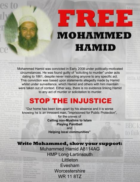 FREE Mohammed Hamid