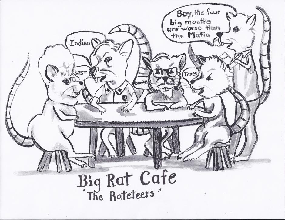 The Rateteers