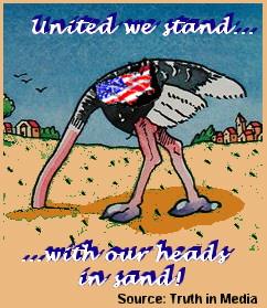 USA Ostrich