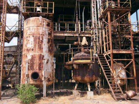 Union Carbide Fabrik, BhopalSusanne Kaiser